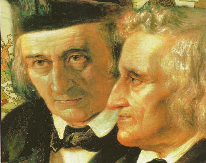 Картинки братья гримм писатели, грифы приколы