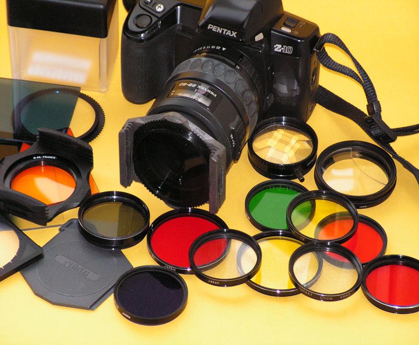 фильтры для фотоаппарата какие фирмы здоровьем